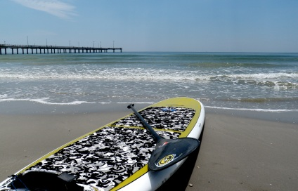 Surf stand up board