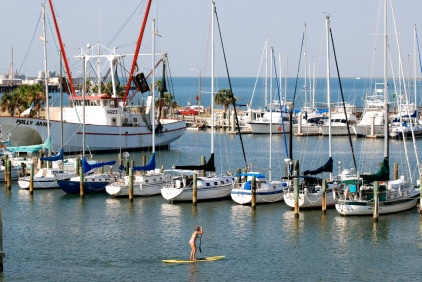 marina tour
