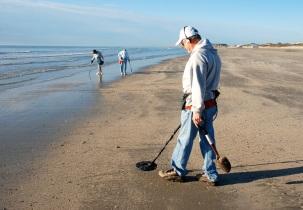 low tide hunt
