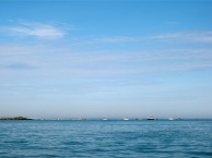 north jetty fishing boats