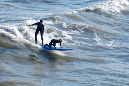 tandem surf,Port A