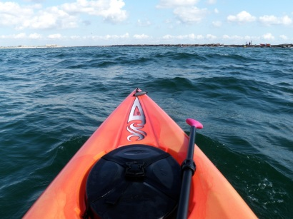 south jetty bound