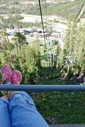 down zephyr lift