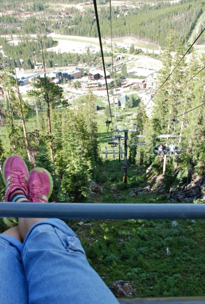 down zephyr lift