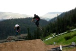 slopeside, crankworx, training day