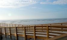 Horace pier view