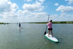 paddling Island Moorings