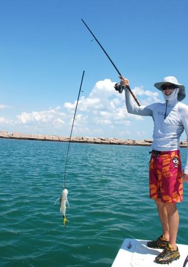 broken rod catch