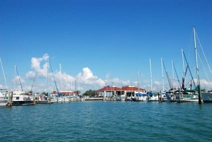 city marina, port a