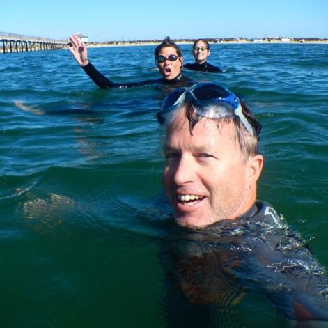 group swim